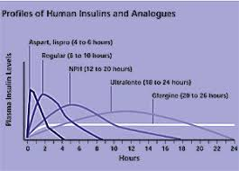 Lantus Peak Times Chart Insulin Therapy For Type 2 Diabetes Rescue Augmentation