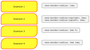 there are a number of tricky javascript solutions that allow border radius and other css3 properties to be seen in internet explorer and other browsers