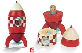 janod giant rocket 2 2015 Christmas Gift Guide: Gifts For Two-Year-Olds - BABI PUR