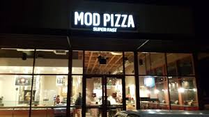 photo of mod pizza campbell ca united states night vision