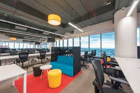 japanese office design. Japanese E-Commerce Company - Bangalore Offices 4 Office Design