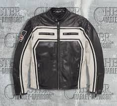 harley davidson men s endurance leather jacket 98124 17em