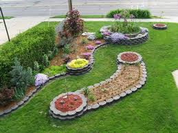 Nice Front Yard And Diy Landscaping Ideas Plus Front Yard Stleandrea