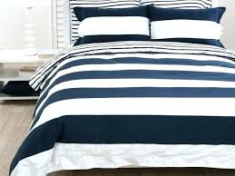 green and white rugby stripe bedding navy striped furniture winsome blue