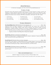 Resume Templates Payroll Simple Samples Fantastic Position Sample