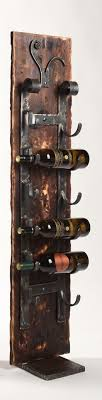 Floor Standing 'Old World' Wine Racks ~ 4'