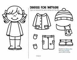 Color Cut And Paste Worksheets For Kindergarten Math Thanksgiving ...