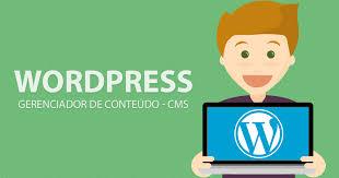 wordpress gerenciador de conteúdo