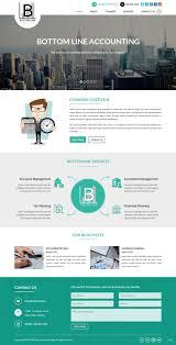 Web Design Reston Elegant Playful Business Web Design For A Company By Pb