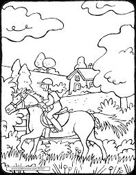 Paardrijden Kiddicolour