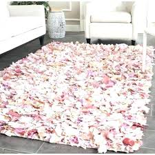 round flokati rug hand woven chic pink rug and flooring ideas by gy rugs round round flokati rug