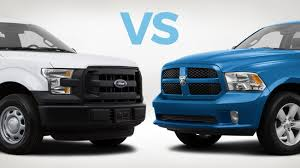 Which to Buy: Ford F-150 vs. Dodge Ram 1500   CarMax