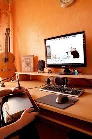 home office computer setup. 50 Amazing Home Office Workstation Setups | Bluefaqs Computer Setup E