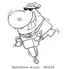 jack hammer drawing. royalty-free (rf) jackhammer clipart illustration #83226 by hit toon jack hammer drawing
