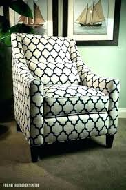 blue and white chair. Gray And White Accent Chair Chairs Impressive Grey Black . Blue M