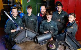 Pipeline Welding Apprentice Heta Experience Paves The Way Into Jobs For Young Apprentices