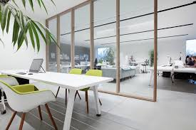 web design workspaces workspace office interior. Fine Workspace Interior Design Workspace Extremisu0027 Workspaces Reintroduce Partitions  While Still Maintaining A Pleinair Ambiance Inside Web Design Workspaces Workspace Office H