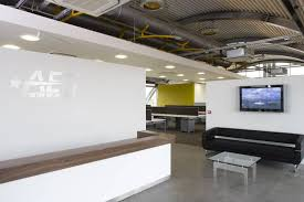 interior furniture office. funky office fit out in london for aeg interior furniture w