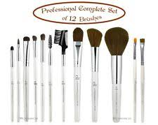 elf professional plete set of 12 brushes e l f face and eye makeup brushes