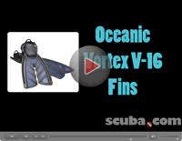 Oceanic Vortex V 16 Size Chart Scuba Com Video Mares X Stream Adjustable Strap Fins Video Review Fins