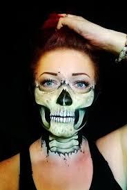creepy makeup by nikki sey27 700