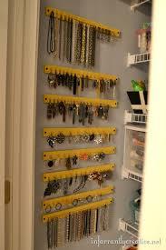 25 Creative Solutions to Necklace Organization | <b>Organizador de</b> ...