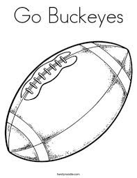 Small Picture Ohio State Coloring Pages snapsiteme