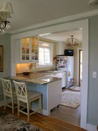 cottage kitchen ideas. Beautiful Ideas 30s Cottage Kitchen Remodel If No Room For An Island A Peninsula Would  Work Well But Maybe Bar Level Intended Kitchen Ideas