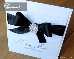 T Glamour Wedding Stationery Collection