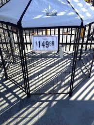 advantek the original pet gazebo outdoor kennel pet gazebo pet gazebo kennel pet gazebo pet gazebo