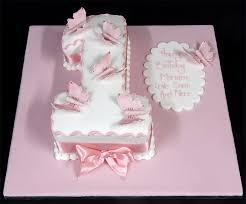 Baby S First Birthday Cake Ideas 45 Classic Style Baby S First