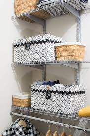 get those closets organized for with diy fabric covered storage boxes from cardboard