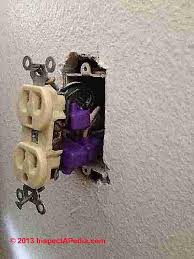 aluminum wiring repair how to get wiring space in electrical not enough space in electrical boxes for aluminum wiring repair using pigtailing example of aluminum wiring repair using close wired alumiconnacirc132cent