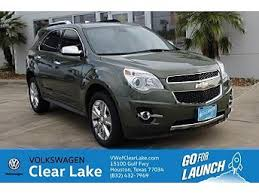 Used Chevrolet Equinox for Sale in Houston, TX (with Photos) - CARFAX