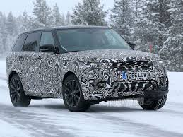 2018 land rover changes. plain land on 2018 land rover changes