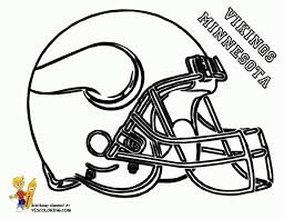 Small Picture Get This Free Printable Football Helmet NFL Coloring Pages 04720