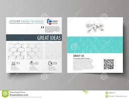 Chemistry Cover Page Designs Business Templates For Square Design Brochure Flyer Report