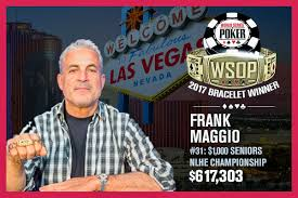 WSOP 2017   Event #31 $1.000 Seniors Finale   PokerFirma