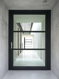 glass front door designs. Modern Glass Entry Doors Design Pictures Front Exterior For Homes . Door Designs