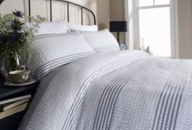 ikea grey and white duvet cover