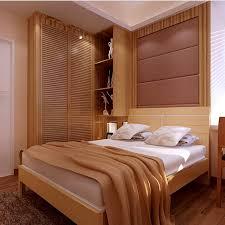 Tall Bedroom Furniture China Tall Simple Sliding Shutter Door Partical Board Wardrobe