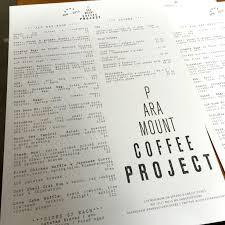 Saat nopeita vastauksia yrityksen the paramount coffee project henkilökunnalta ja aiemmilta asiakkailta. Get Fat With Me 3 The Paramount Coffee Project Surry Hills