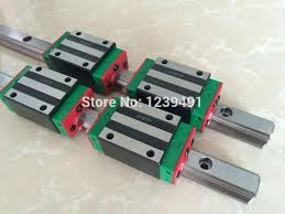 <b>2pcs HIWIN Linear Guide</b> Rail HGR20- 900mm/ 700mm /400mm + ...