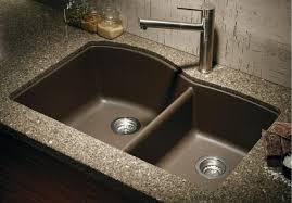 Blanco 440177 Diamond 134 Bowl Silgranit II Undermount Kitchen Blanco Undermount Kitchen Sink