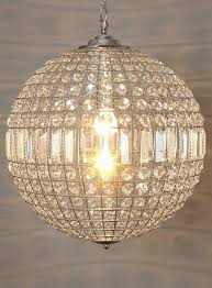 crystal glass ball pendant light fresh large round crystal chandelier ideas home furniture ideas