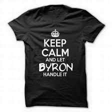 Awesome BYRON Name T Shirt and Hoodie Store - Clothing (Brand) | Facebook -  603 Photos