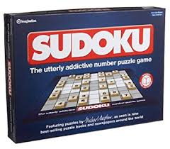 Sudoku Wooden Board Game Instructions Amazon Sudoku Board Game Toys Games 39