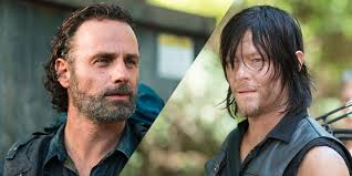 the walking dead boss teases rick and
