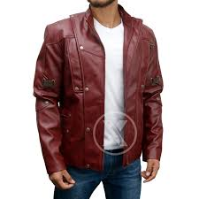 star lord jacket zoom guardians