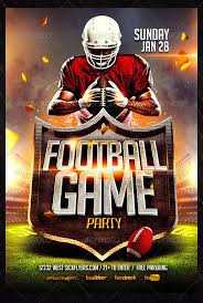 25 Football Flyer Templates Psd Eps Ai Indesign Free